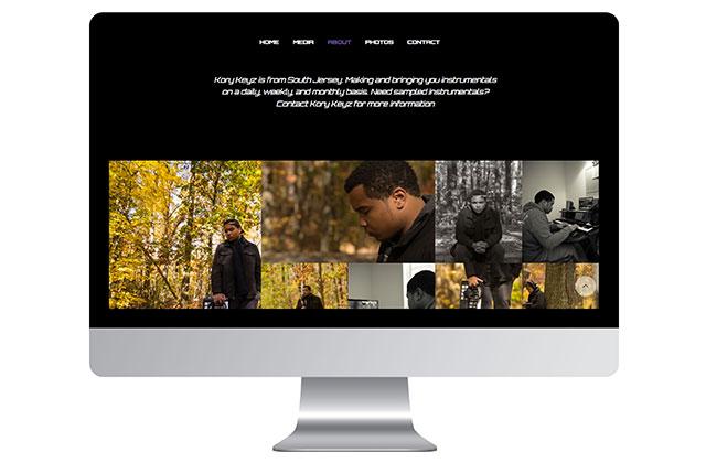 KoryKeyz website